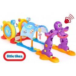 LITTLE Tikes Tor Przeszkód Tunel Interaktywne Centrum Zabaw 3w1 Ocean Przygody