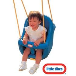 Little tikes Głęboka Huśtawka dla malucha siedzisko