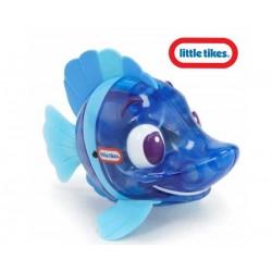 LITTLE TIKES Rybka do kapieli świecąca i pływająca Niebieska