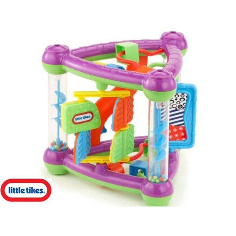 Little tikes Aktywny Trójkąt dla malucha zabawka motoryczna  e littletikes pl -> Kuchnie Dla Dzieci Little Tikes