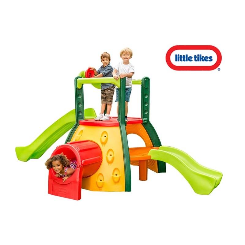Małpi Gaj dla dzieci zjeżdżalnia Plac zabaw Little Tikes # Kuchnie Dla Dzieci Little Tikes