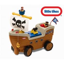 Little Tikes Jeździk statek piracki 2w1 NOWOŚĆ