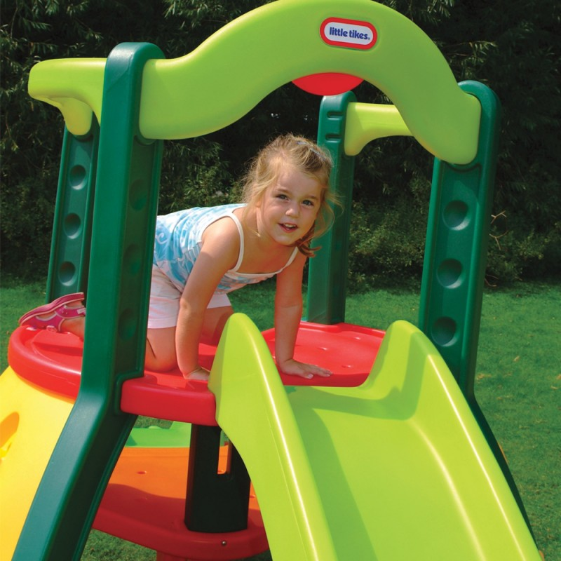 Małpi Gaj dla dzieci zjeżdżalnia Plac zabaw Little Tikes -> Kuchnie Dla Dzieci Little Tikes