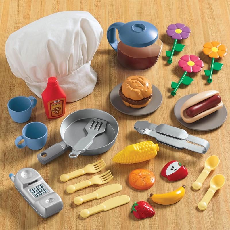 Kuchnia Szefa Dla Dzieci Z Grillem Little Tikes