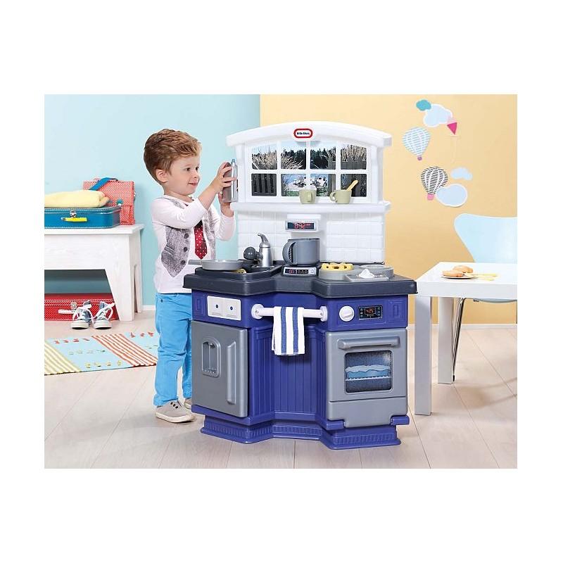 Little Tikes Kuchnia Wielofunkcyjna dźwięk ekspres -> Kuchnia Dla Dzieci Little Tikes