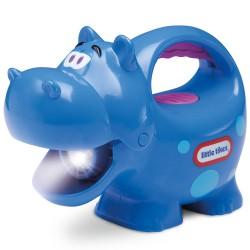 Little Tikes Latarka z Dźwiękiem Hipopotam