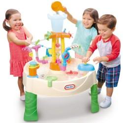 Little Tikes Stół wodny Fontanna Centrum aktywności