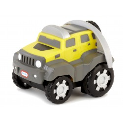 Auto Kaskaderskie samochodzik Tumbling SUV Little Tikes