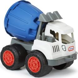 Ciężarówka betoniarka pojazd budowlany Little Tikes