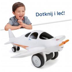 Little-Tikes Samolot z dźwiękiem Dotknij i leć!