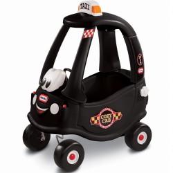 Jeździk Czarny TAXI Cozy Coupe Little Tikes
