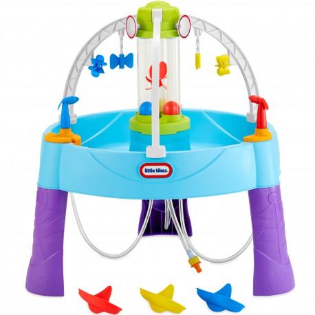 Little Tikes Stół wodny dla dzieci Bitwa na wodę Fun Zone Battle Splash