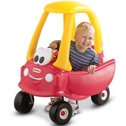 Little Tikes Jeździk Cozy Coupe dla dzieci Samochód