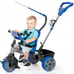 Little Tikes Rowerek Trójkołowy 4w1 Dla Dzieci Sterowany