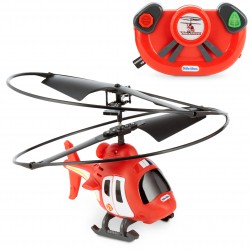 Little Tikes Helikopter Zdalnie Sterowany RC YouDrive Rescue Chopper